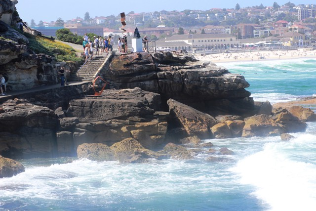 Bondi Beach Sculpture Exhibition