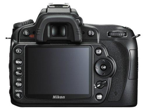 Displayanzeige Nikon D90