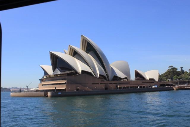 Opera House - Wahrzeichen von Sydney