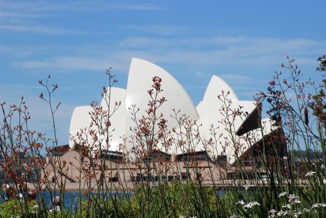 Opera House in Australien